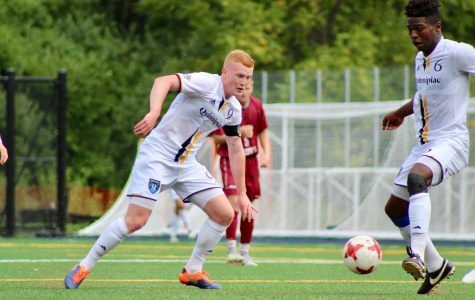 Men's soccer opens up conference play against Fairfield Wednesday
