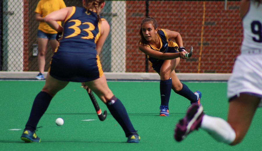 Field Hockey notches first win of season, first win at new stadium