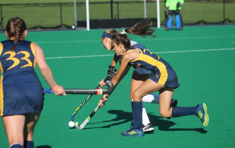 Quinnipiac field hockey falls to Villanova, 2-1