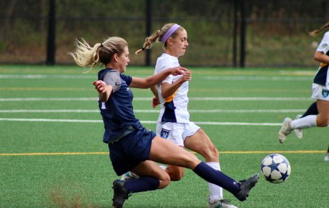Women's soccer to take on Rider Wednesday