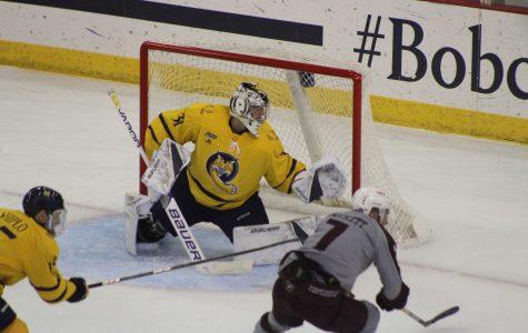 Women's Ice Hockey Drops Opening Series to No. 7 Ohio State