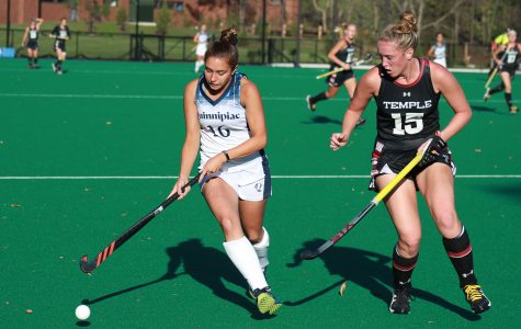 Field hockey shuts out Temple, 1-0