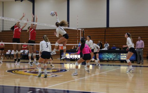 Volleyball swept by Marist, breaking three-game win streak at home