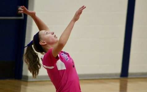 Volleyball looks to snap five-game losing streak against Manhattan Sunday