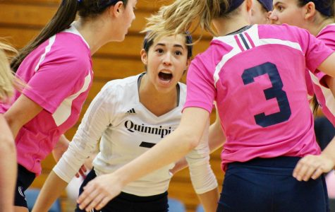 Volleyball drops fifth straight game to Iona, 3-1
