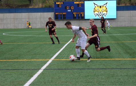 Men's soccer shut out by Iona, 1-0