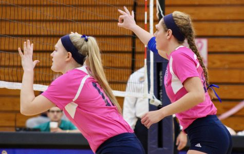Volleyball to face Niagara in final game of season Sunday