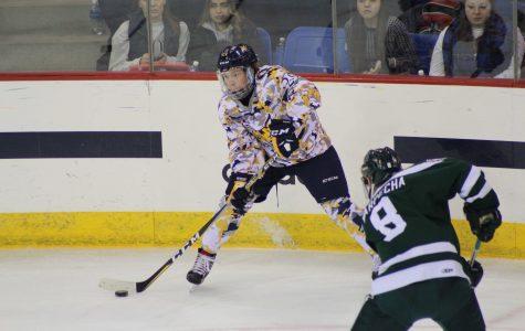 Men's hockey ties with Dartmouth, 0-0