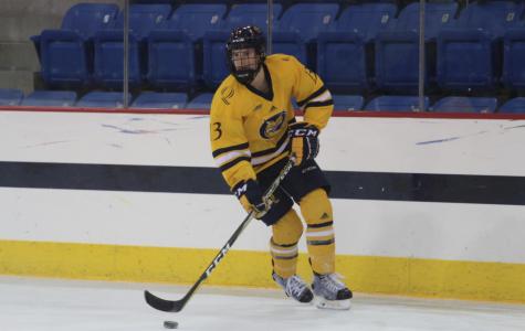 Women's hockey falls to New Hampshire, 4-2