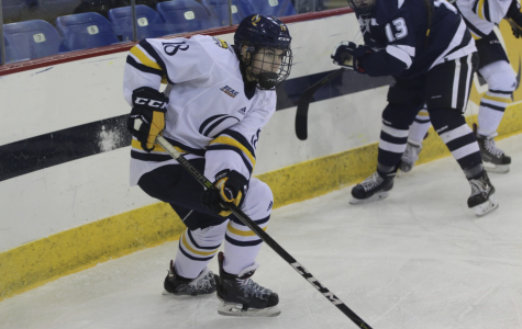 Women's hockey to face off against No. 1 Clarkson