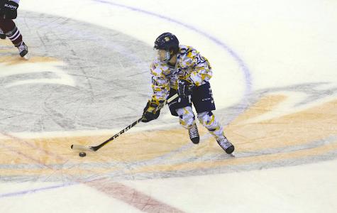 Men's hockey falls to Union, 5-2