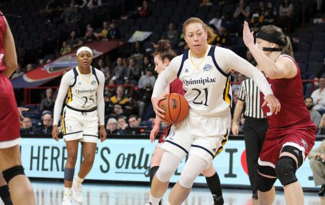 Quinnipiac's dynamic and overlooked duo has the Bobcats on the cusp of another MAAC title