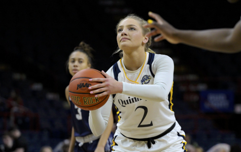 MAAC Tournament: Quinnipiac women's basketball defeats Monmouth 83-44