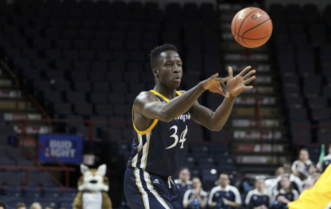 Men's basketball: Quinnipiac's new anchor