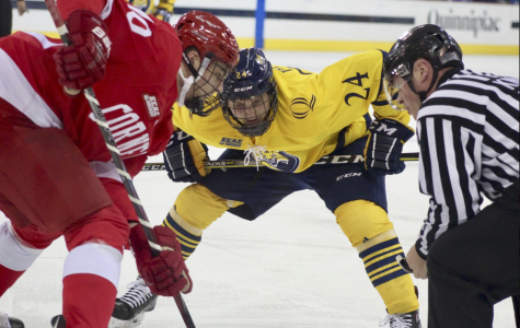 Men's hockey's season ends with loss to Cornell in ECAC Hockey Quarterfinals