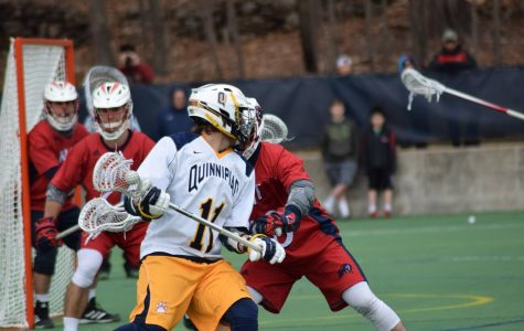 Men's lacrosse dominates NJIT with a 18-6 win