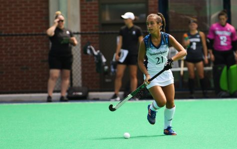 Field Hockey Searches for First Home Win of Season Against Brown