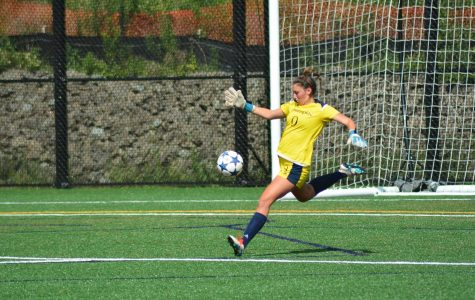 Women's Soccer Falls 1-0 to Harvard