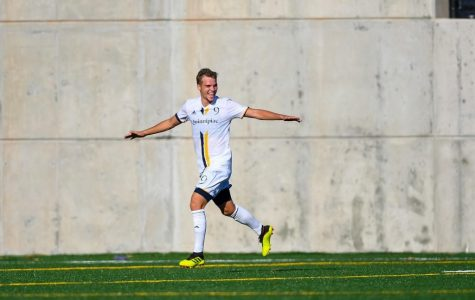 Men's Soccer Looks to Finish Non-Conference Play Strong Against CCSU