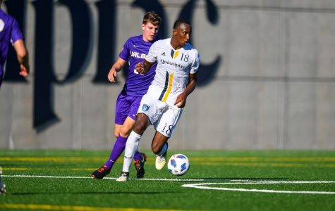 Men's Soccer Finishes Non-Conference Play on a High Note With Victory Over CCSU