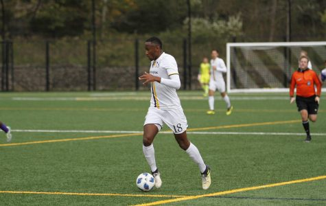 Men's Soccer Hosts Monmouth in Regular Season Finale