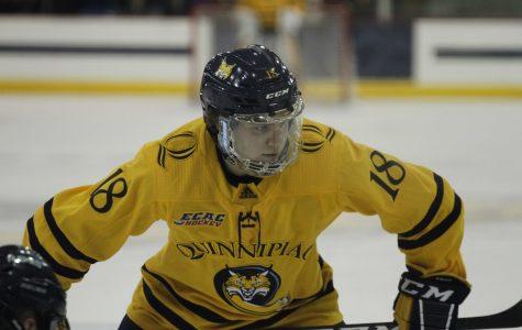 Men's Ice Hockey Looks to Extend Winning Streak Against No. 18 Boston College
