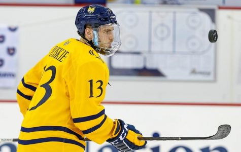 Men's Ice Hockey Plays Host to UConn in Home Opener