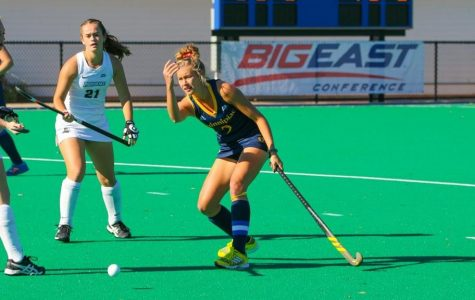 Field Hockey Hosts No. 25 Old Dominion on Friday