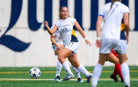 Women's Soccer Continues Quest for Playoff Spot Against Marist