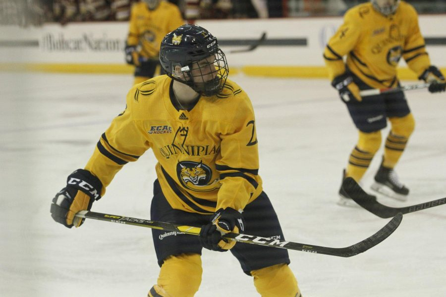 No. 13 Men's Hockey Looks to Continue Hot Start Against RPI