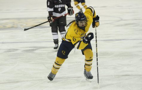 Women's Ice Hockey Looks to Stay Undefeated in Conference Play Against Dartmouth