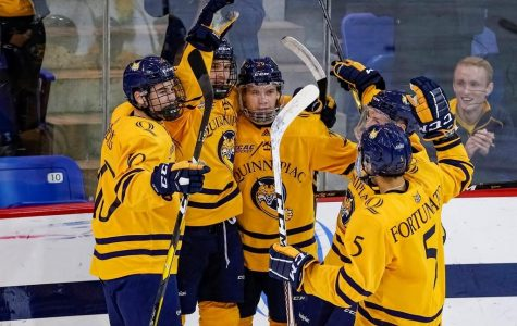 The Road Ahead: Quinnipiac Men's Ice Hockey Looks Ready for ECAC Play