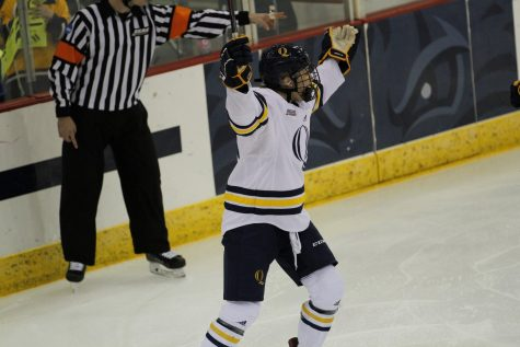 Quinnipiac and Harvard skate to a 2-2 tie
