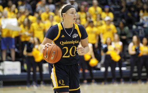 Women's Basketball Starts Cold, Finishes Hot to Beat Siena, 68-31