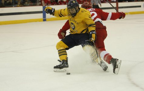 Men's Hockey Looks to Get Back to Winning Ways Against Dartmouth