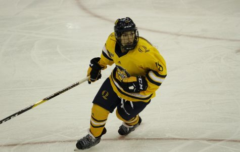 Women's Ice Hockey Looks to Shake Off Clarkson Loss Against St. Lawrence