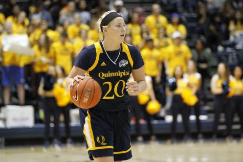 Quinnipiac to battle No. 1 UConn in all-Connecticut matchup in second round