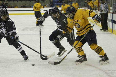 Men's Ice Hockey Falls in Regional Final to Minnesota-Duluth