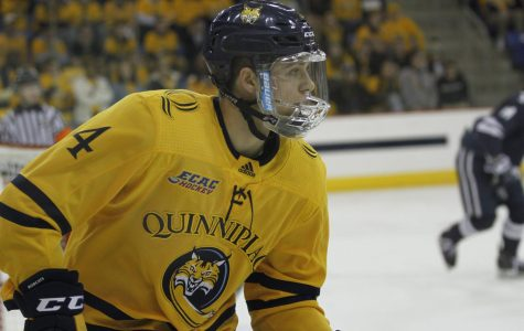 No. 5 Men's Ice Hockey Suffers Disappointing Home Defeat Against Clarkson