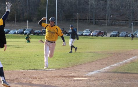 Baseball Records Doubleheader Sweep Against Saint Peter's