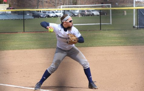 Softball Opens Conference Play Against Manhattan