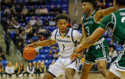 Men's Basketball Looks to Book Semifinal Ticket Against Monmouth