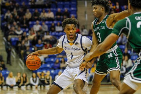 Bobcats Heat Up From Distance, Beat Lafayette 88-77