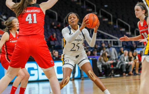 Women's Basketball Defeats Fairfield in MAAC Quarterfinals, Wins 50th Straight Conference Game