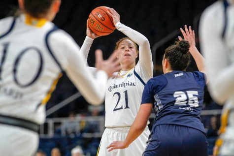 Quinnipiac Looks for Crucial Conference Win Against Harvard