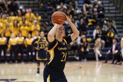 Women's Basketball Looks to Stay Undefeated in Conference Against Niagara