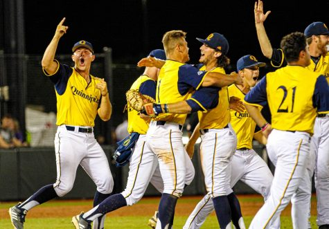 Quinnipiac baseball upsets No. 10 East Carolina, wins first NCAA tournament game