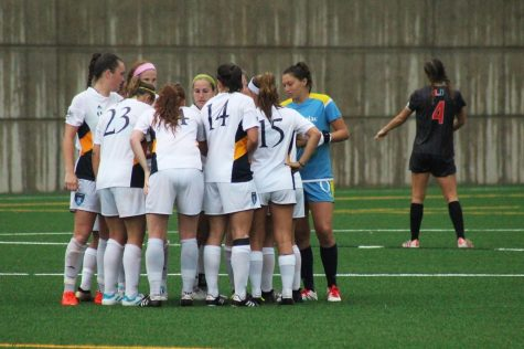 Women's Soccer Looks to End Non-Conference Schedule Strong Against NJIT
