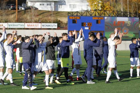 QU Men's Soccer tops Marist 5-3 in thriller