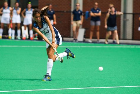 Quinnipiac Field Hockey drops first Big East game vs. UConn 5-0